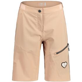Maloja RoschiaM. Pantaloncini Multisport Donna, rosa